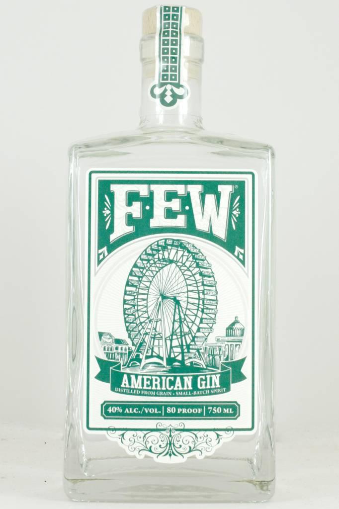FEW American Gin Evanston, Illinois