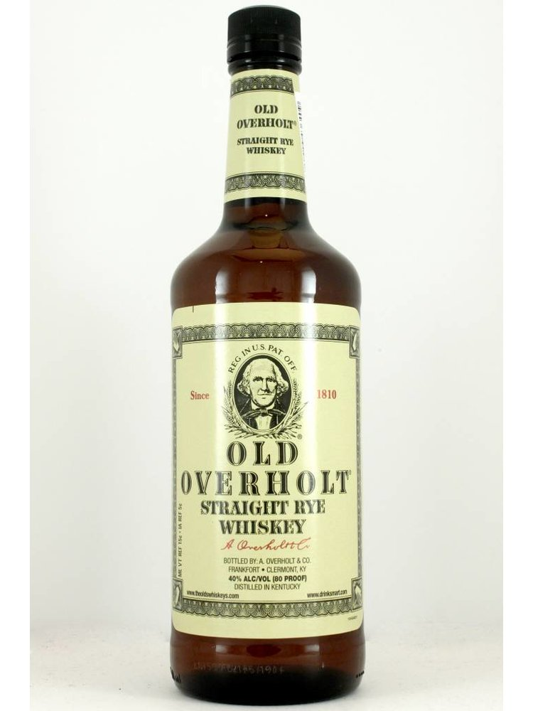 Old Overholt Straight Rye Whiskey, Clermont, Kentucky
