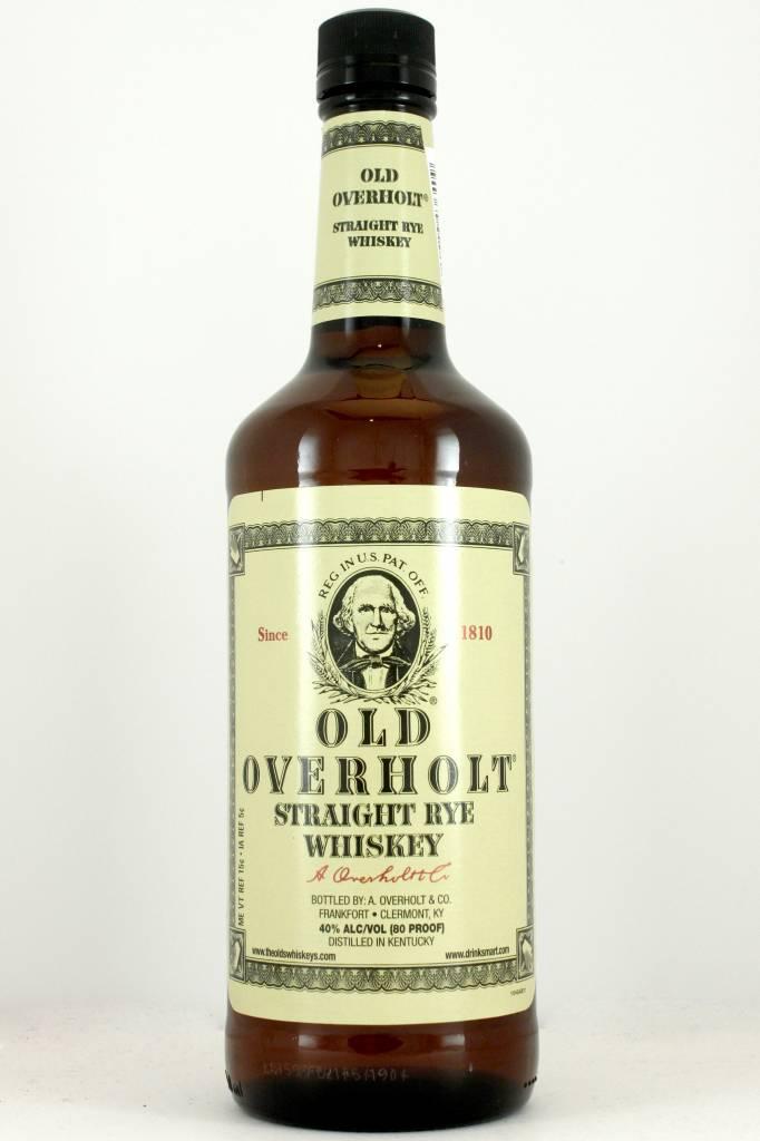 Old Overholt Straight Rye Whiskey, Kentucky