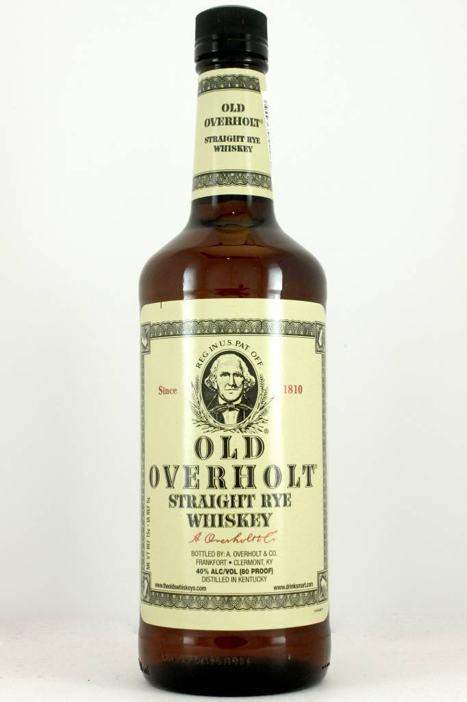 Old Overholt Straight Rye Whiskey, Kentuclky