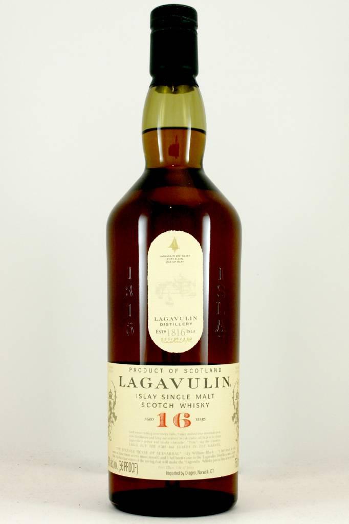 Lagavulin Islay Single Malt Scotch Whisky Aged 16 Years