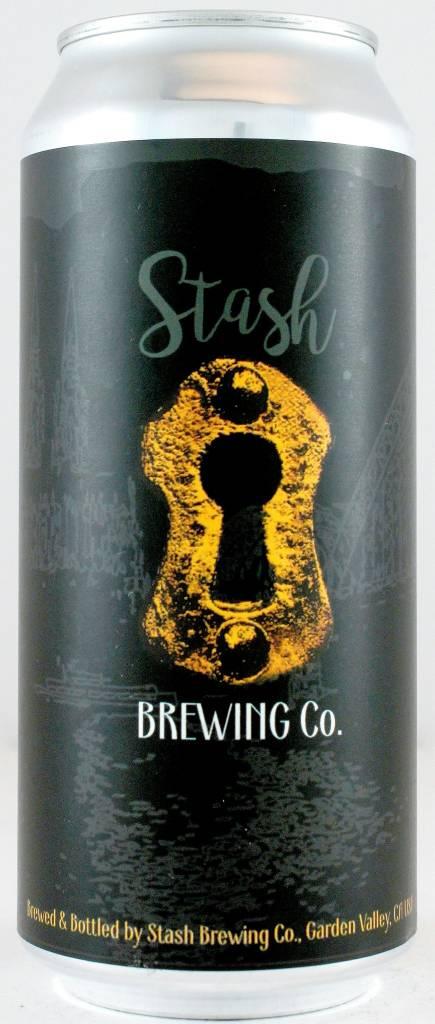 """Stash Brewing Co """"Kolsch"""" Kolsch 16oz Can - Garden Valley CA"""