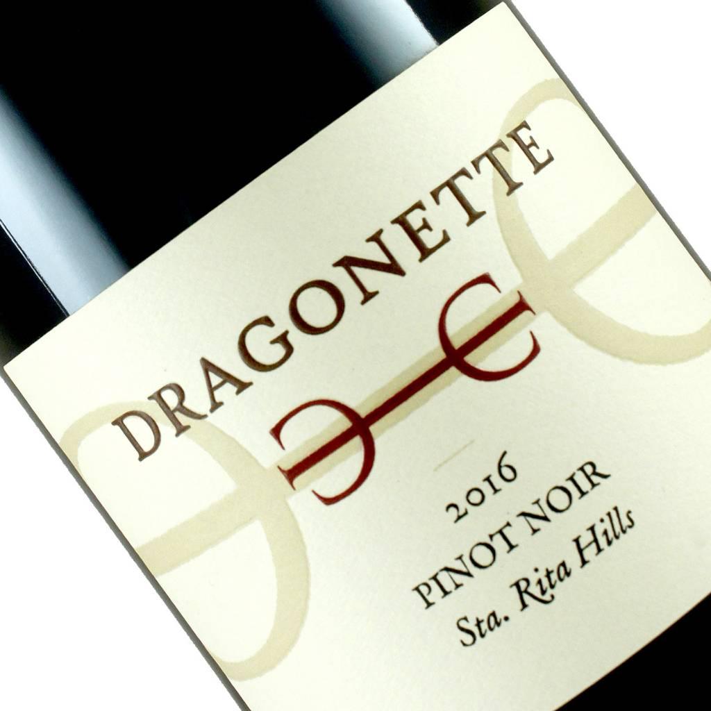 Dragonette 2016 Pinot Noir Sta. Rita Hills