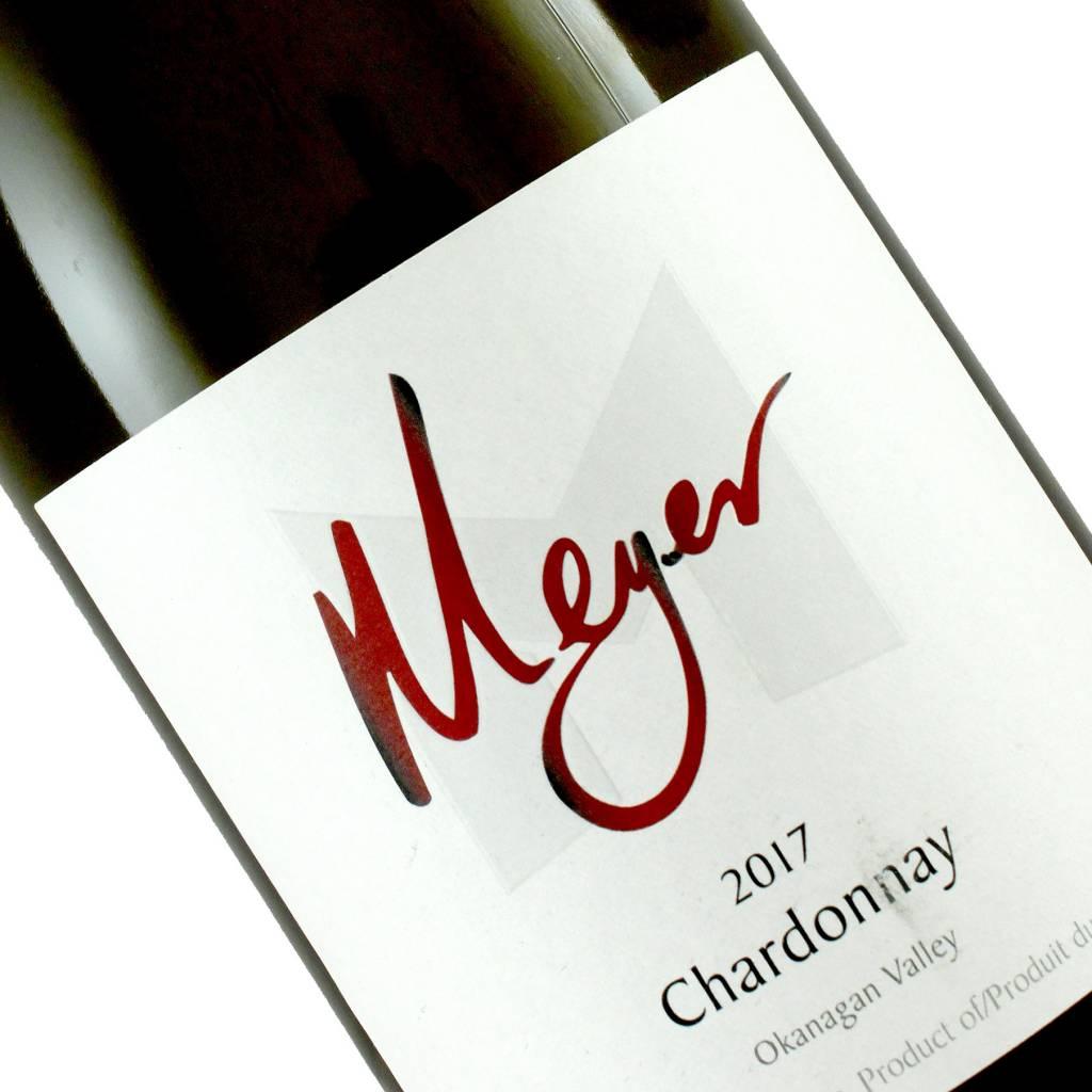Meyer Family Vineyards 2017 Chardonnay Okanagan Valley, Canada
