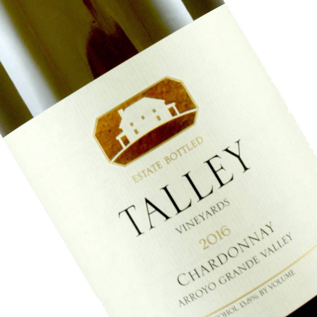 Talley 2016 Estate Chardonnay, Arroyo Grande Valley, California