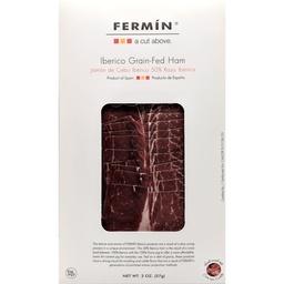 Fermin Jamon Iberico Grain-Fed Ham, Jamon de Cebo Iberico 50% Raza Iberico, Spain, 2 oz.