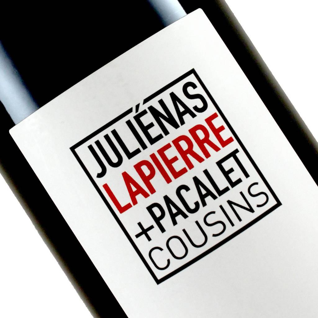Lapierre 2017 Julienas and Pacalet Cousins, Beaujolais