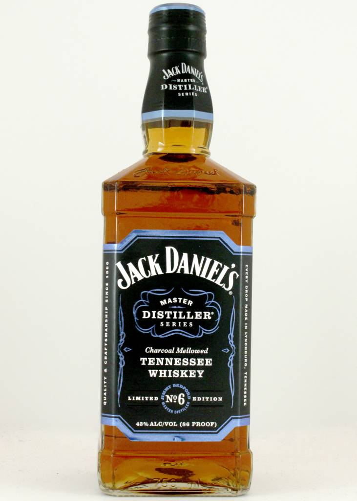 Jack Daniel's No. 6 Tennessee Whiskey