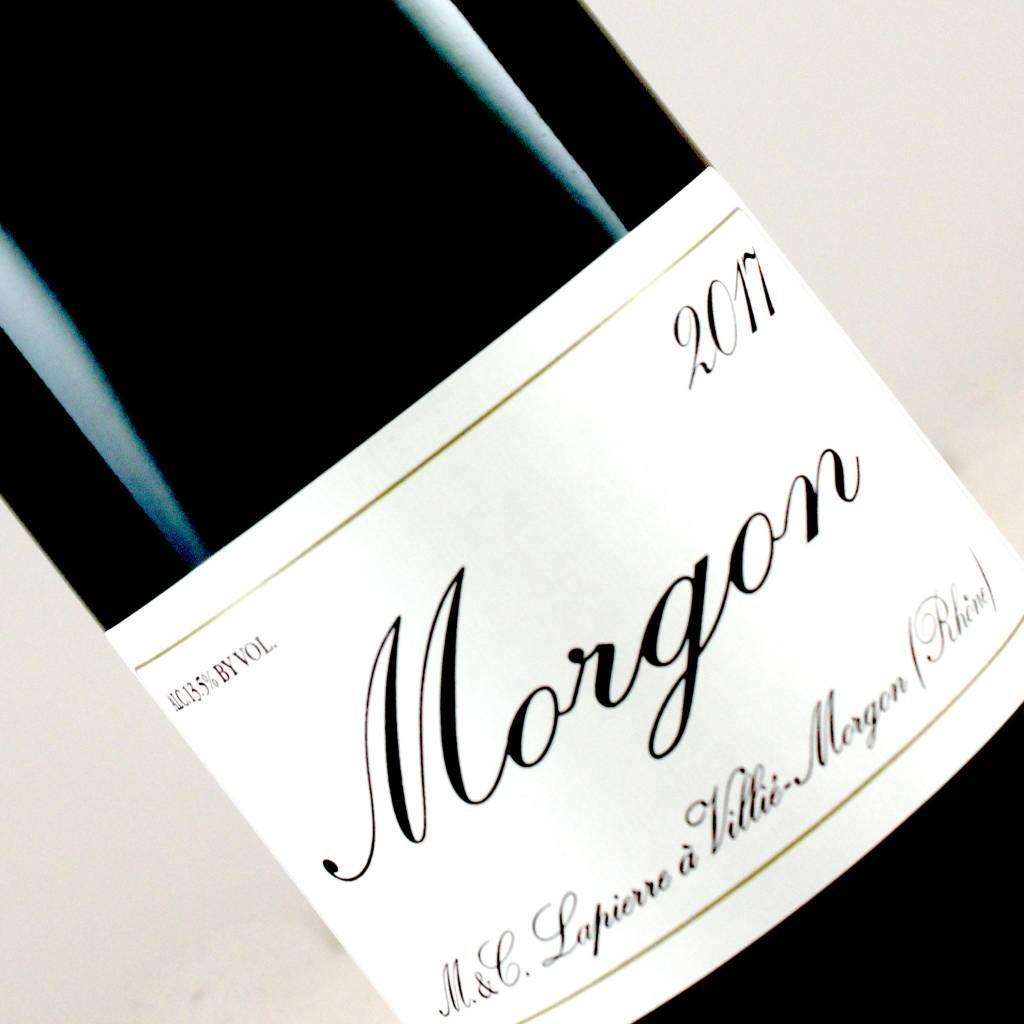 Marcel Lapierre 2017 Morgon, Beaujolais