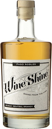 Wine Shine Brandy Oaked, Paso Robles