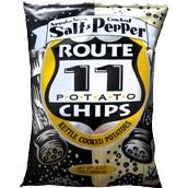 Route 11 Salt & Cracked Pepper Potato Chips Small Bag