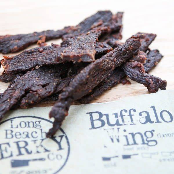 Long Beach Jerky Co. Buffalo Wing