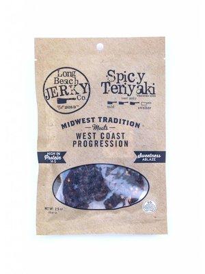 Long Beach Jerky Co. Spicy Teriyaki