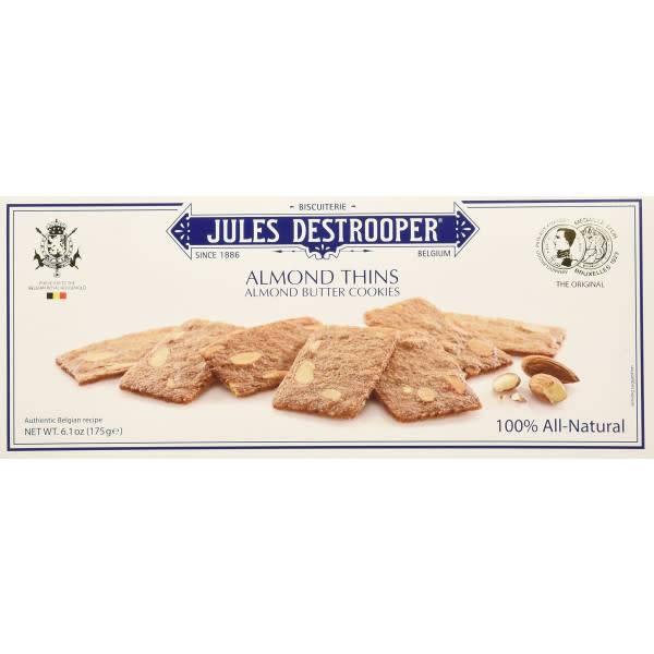 Jules Destrooper Almond Thins, Belgium