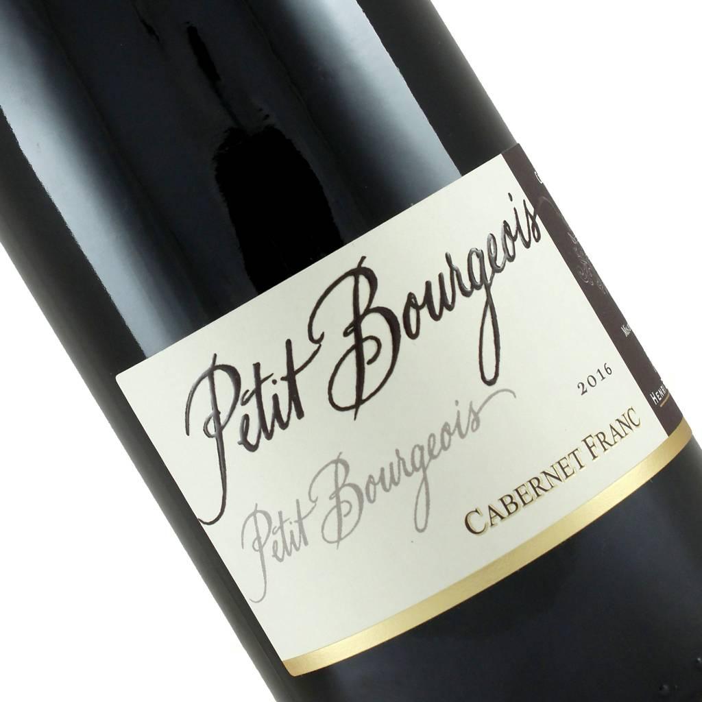 """Henri Bourgeois 2016 """"Petit Bourgeois"""" Cabernet Franc, Loire Valley"""