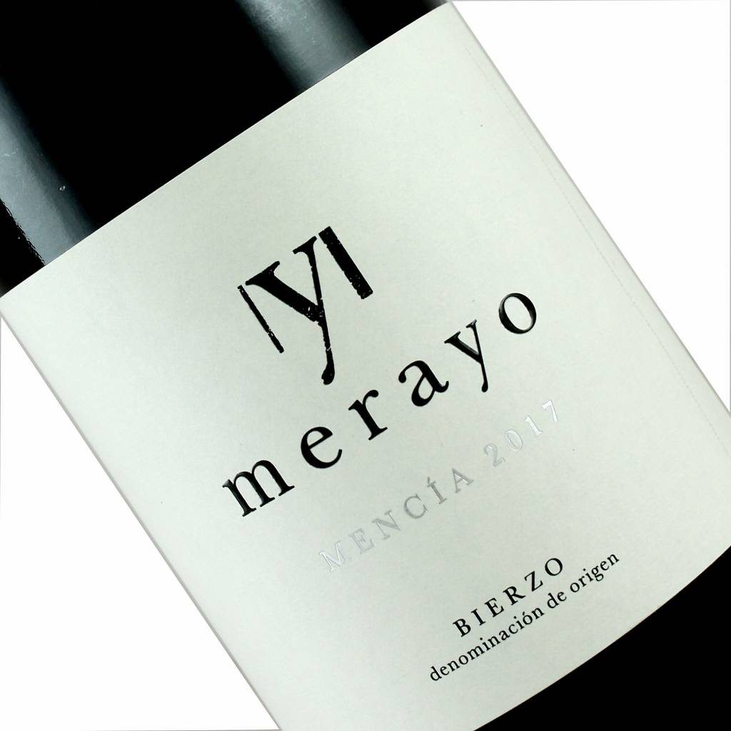 Merayo 2017 Mencia Joven, Bierzo