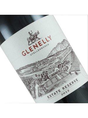 Glenelly 2012 Estate Reserve Red Wine, Stellenbosch, South Africa