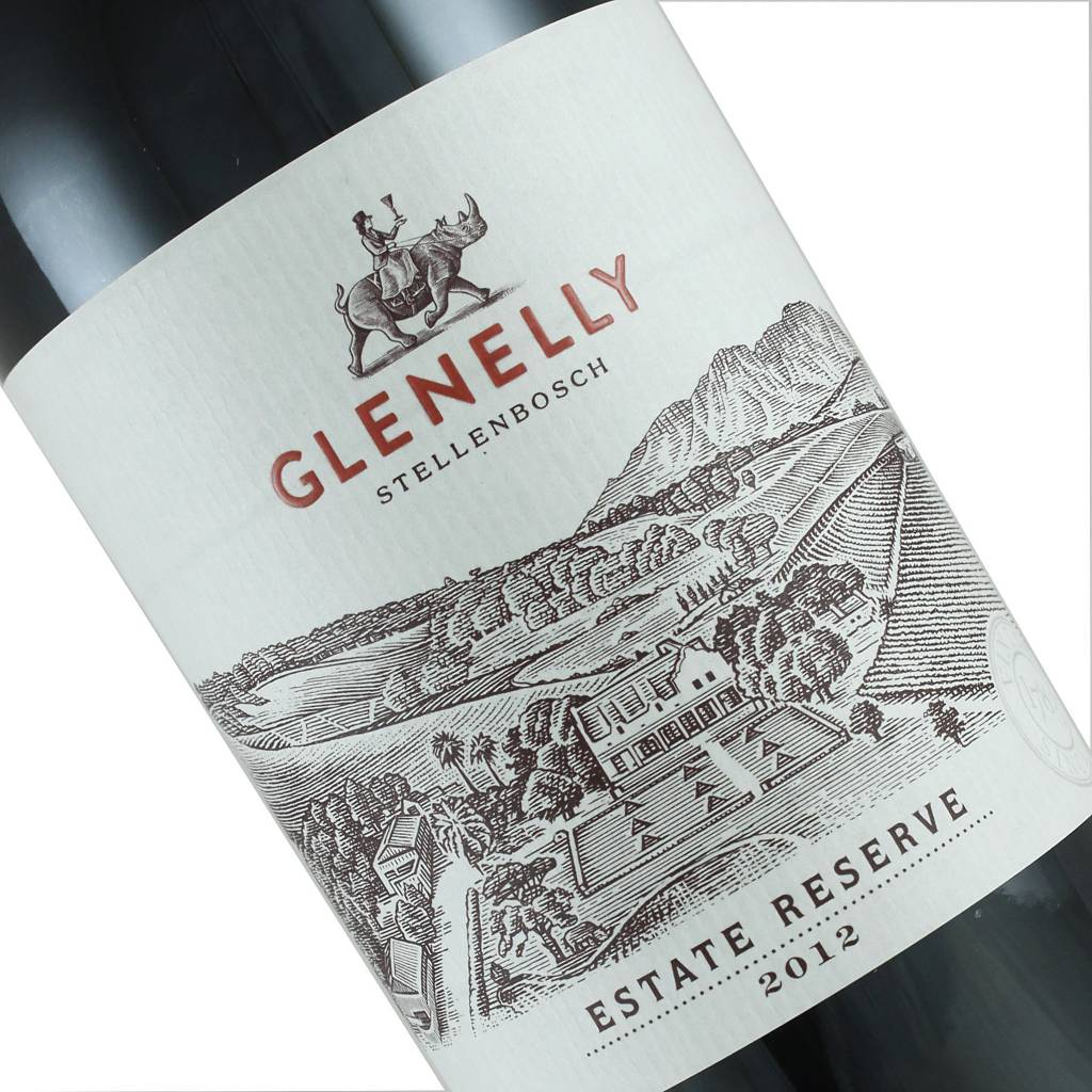 Glenelly 2012 Estate Reserve Red Wine, Stellenbosch, South Africa
