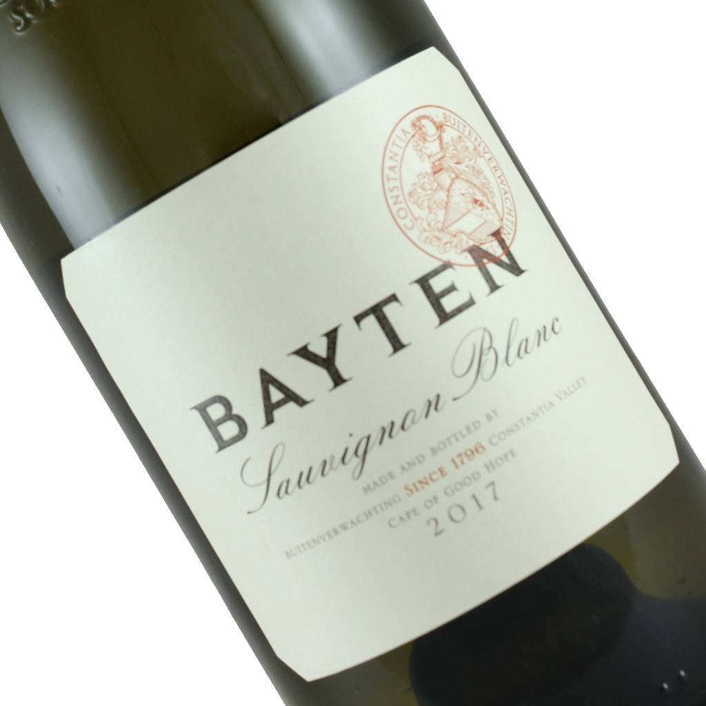 Bayten 2017 Estate Sauvignon Blanc, South Africa
