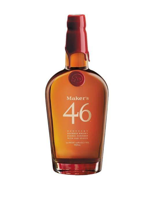 Maker's 46 Kentucky Bourbon Whisky Barrel Finished
