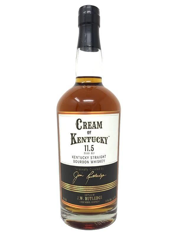 J. W. Rutledge Cream of Kentucky 11.5 Year Kentucky Straight Bourbon Whiskey