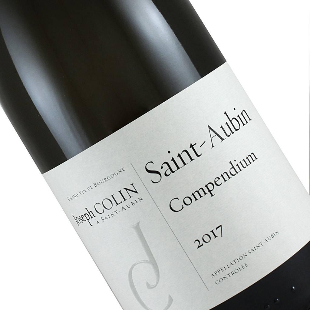 Joseph Colin 2017 Saint-Aubin Compendium, Burgundy, France