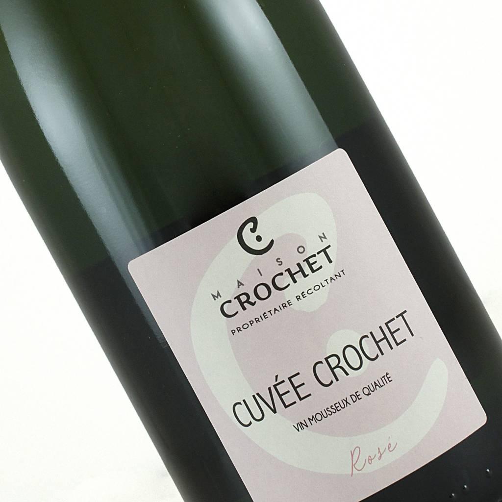 """Maison Crochet N.V. Brut Rose """"Cuvee Crochet"""", Lorraine France"""