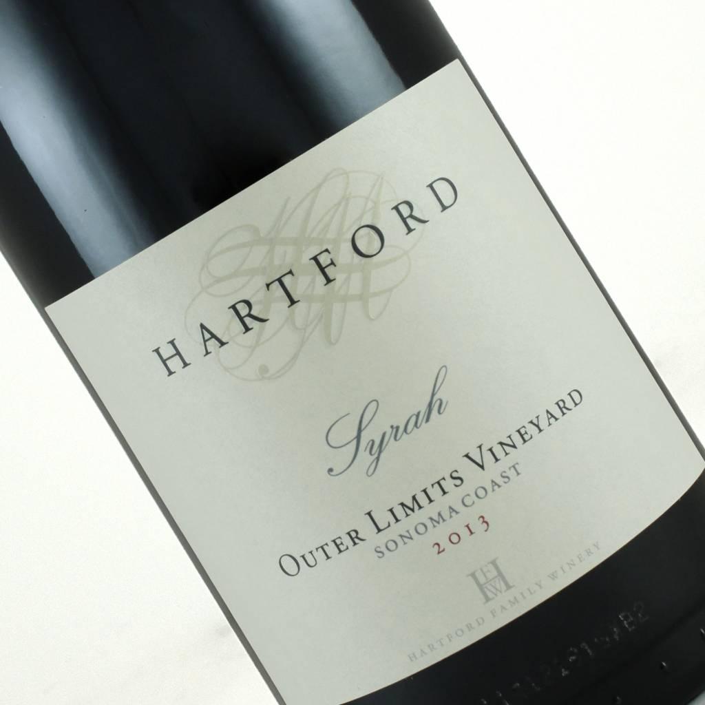 Hartford 2013 Outer Limits Vineyard Syrah
