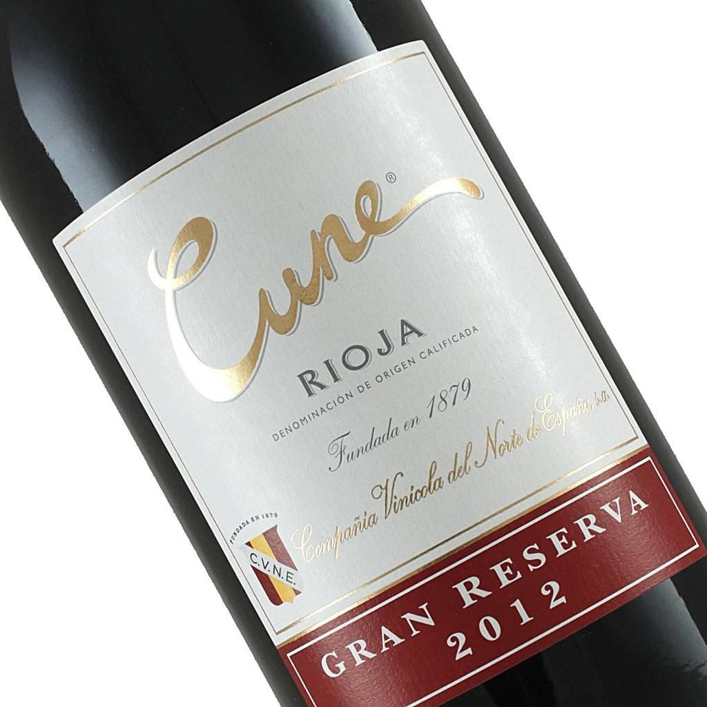 Cune 2012 Gran Reserva Rioja