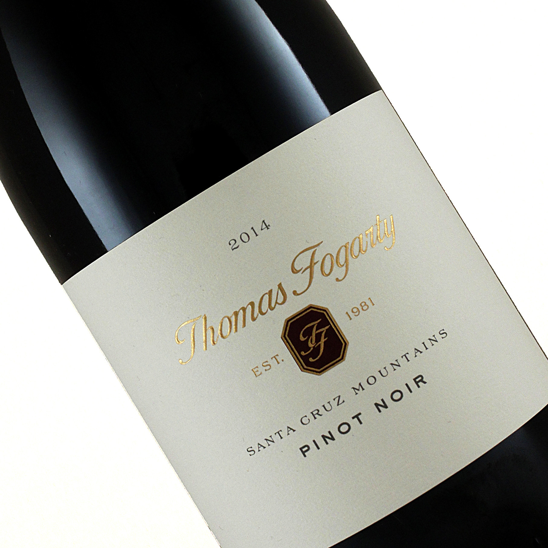 Thomas Fogarty 2014 Pinot Noir, Santa Cruz Mountains