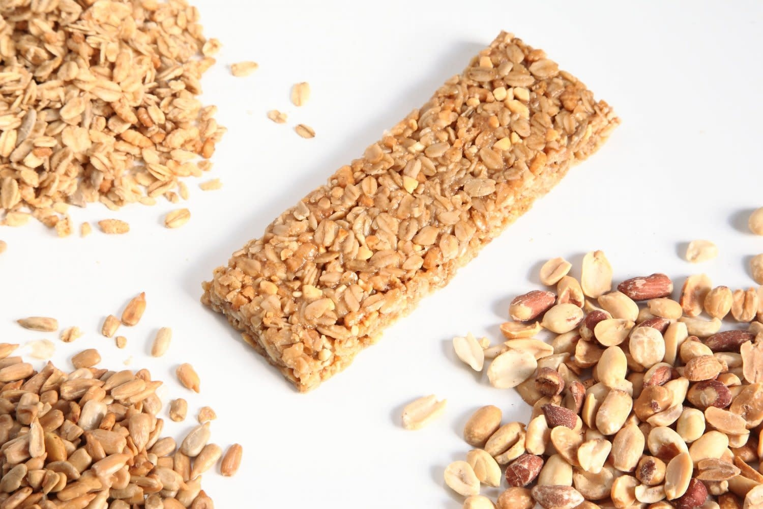 Lenka Peanut Butter & Sea Salt Bar with Organic Granola, Pennsylvania
