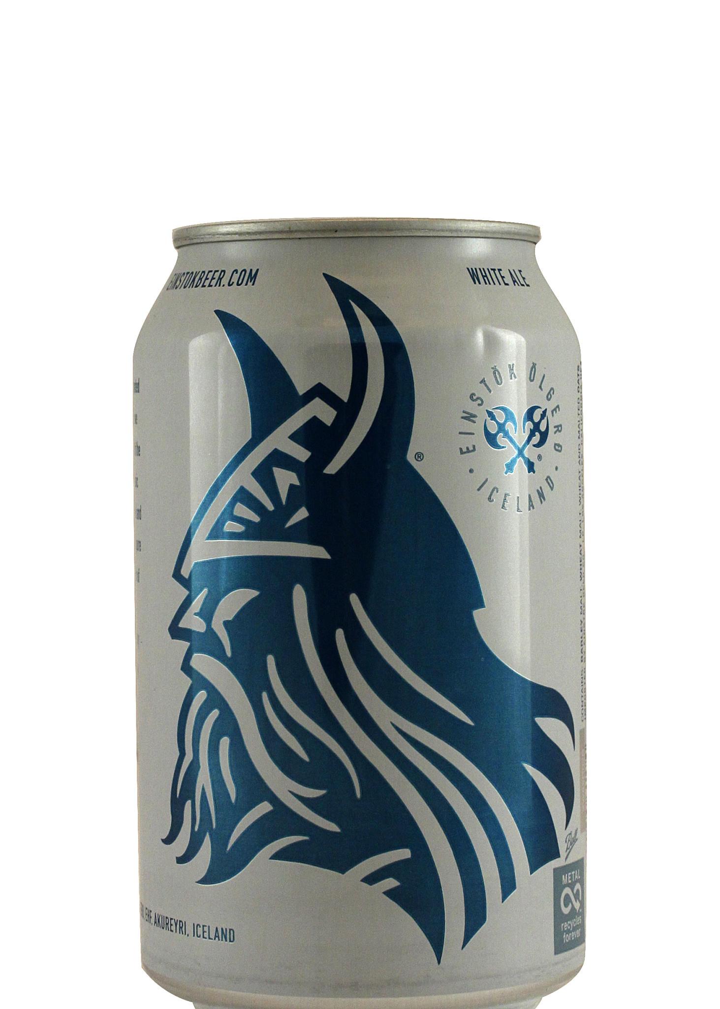 Einstok White Ale, Iceland - Can