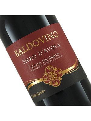 """Cantine Grasso 2016 """"Baldovino"""" Nero d'Avola, Terre Siciliane (Sicily)"""