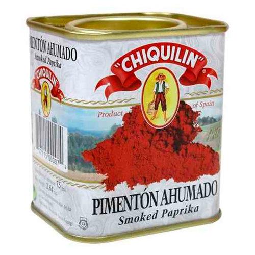 Chiquilin Pimenton Ahumado Smoked Paprika