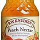 R.W. Knudsen Peach Nectar 32 oz.