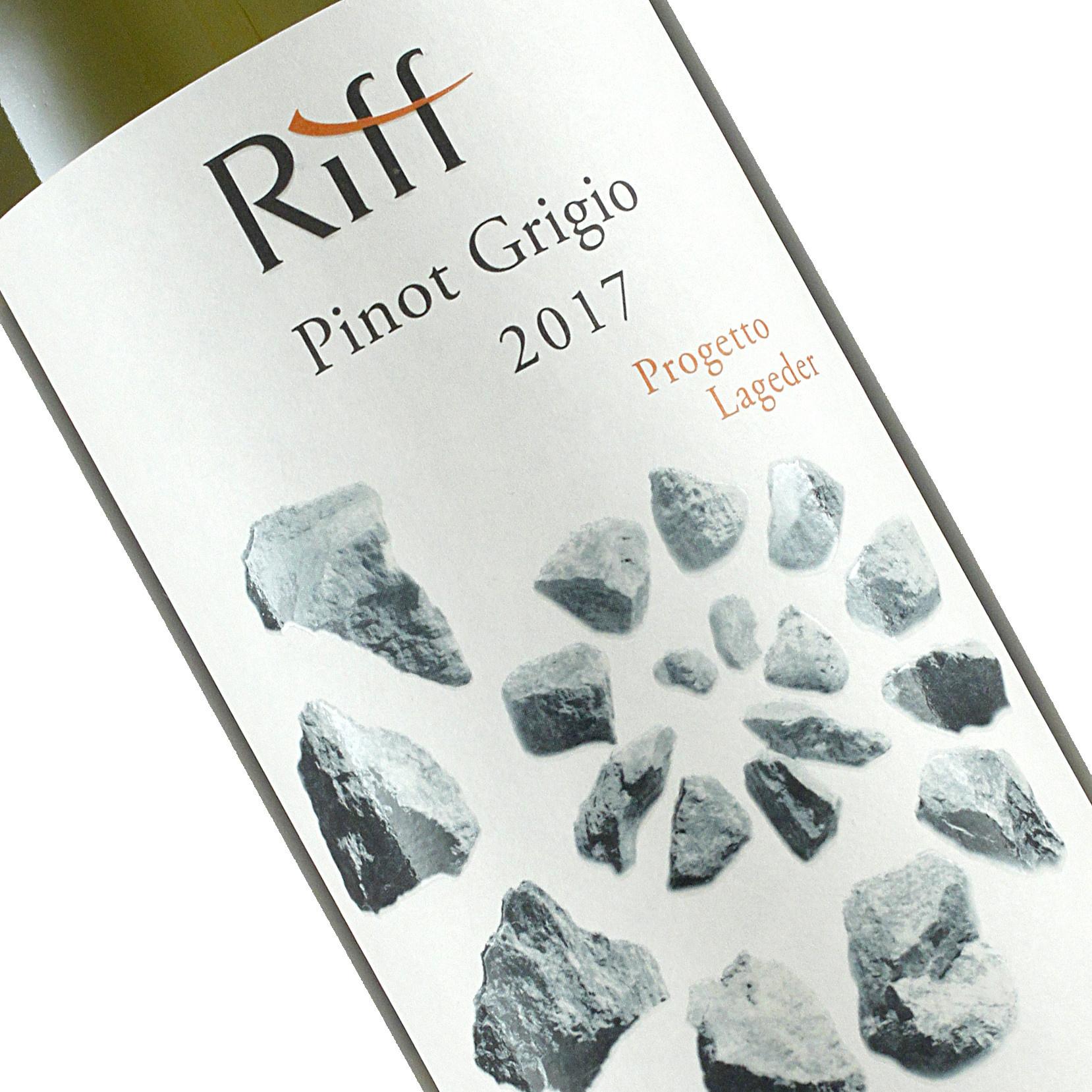 Riff 2017 Pinot Grigio, Veneto