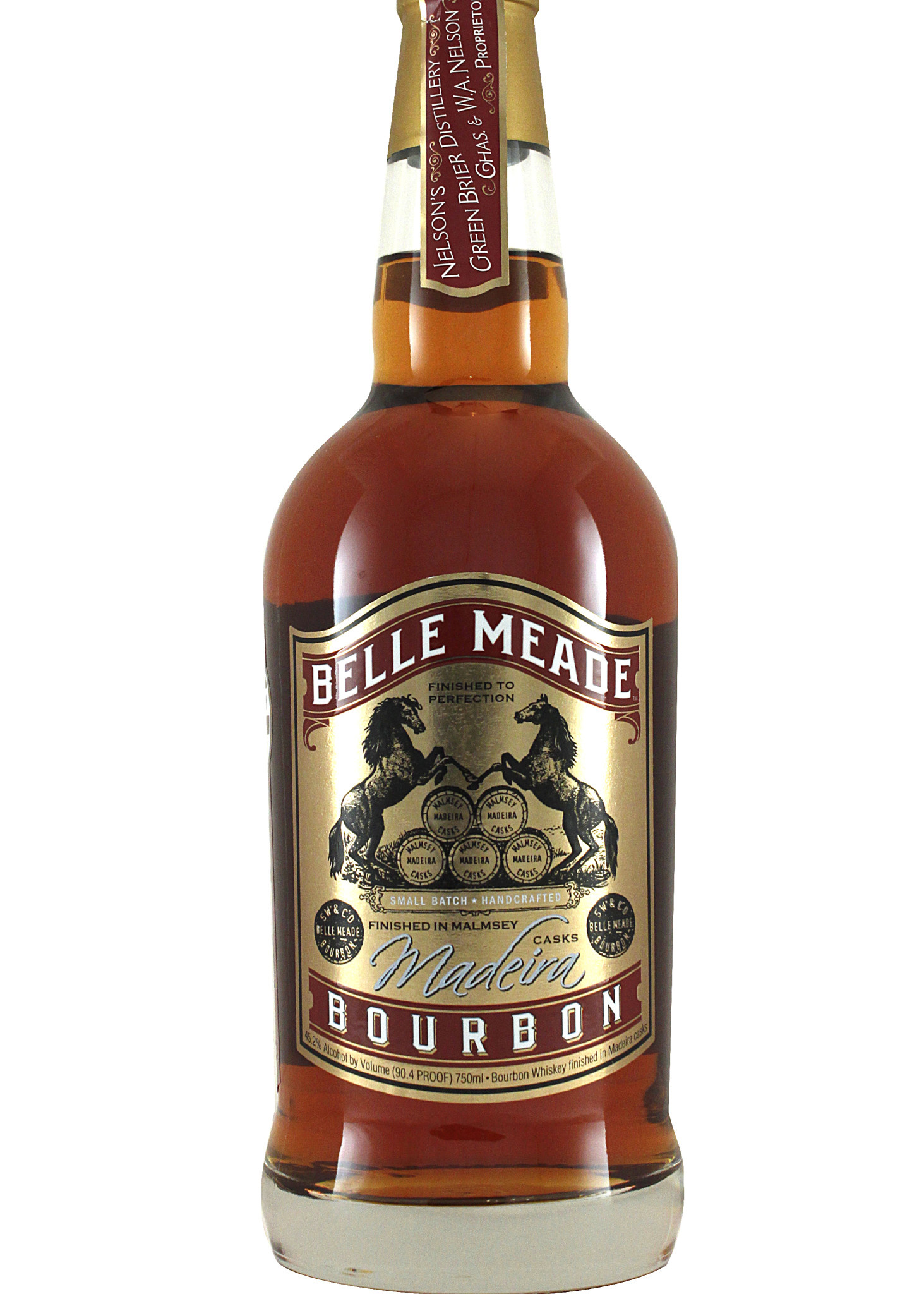 Belle Meade Bourbon Finished in Madeira Casks, Nashville, Tennessee