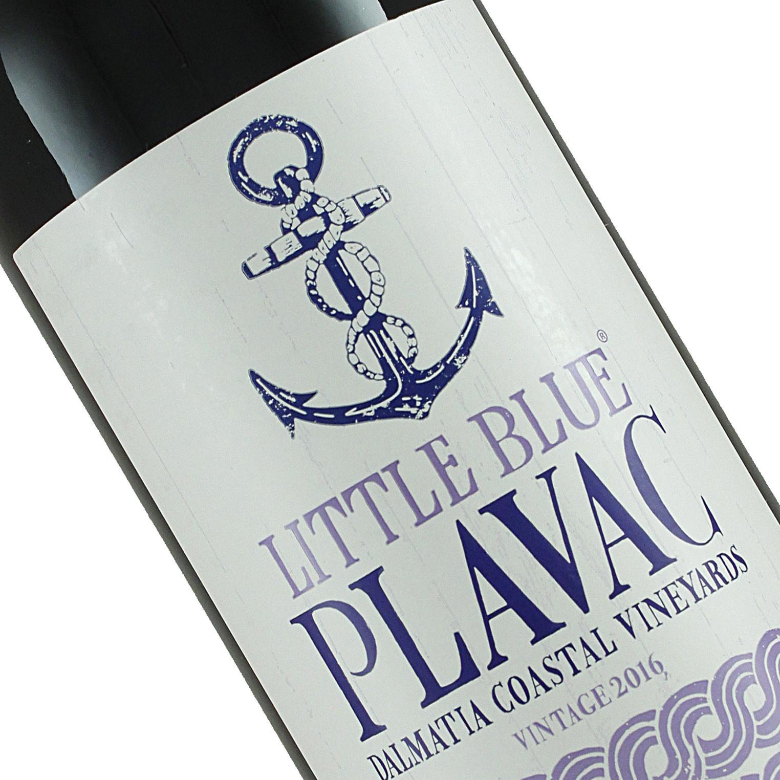 Little Blue 2016 Plavac Dalmatia Coast, Croatia