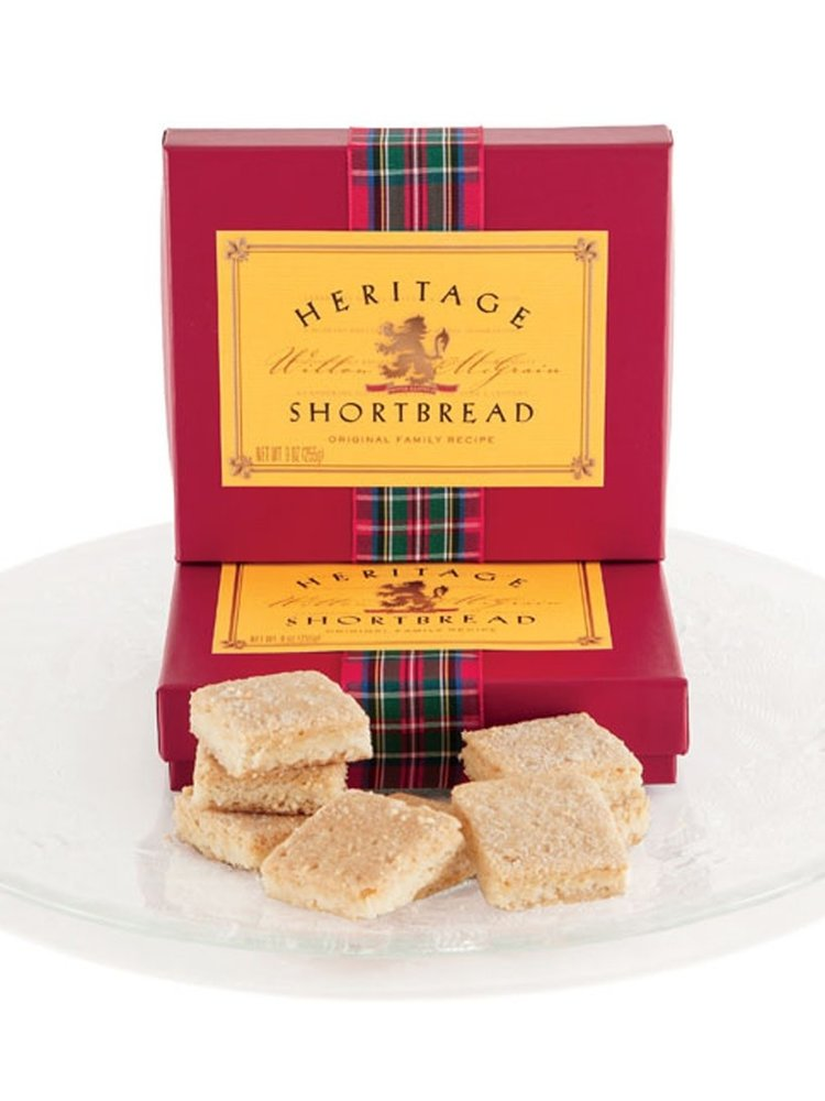Heritage Original Shortbread Cookies, Hilton Head Island, South Carolina 9 ounce box