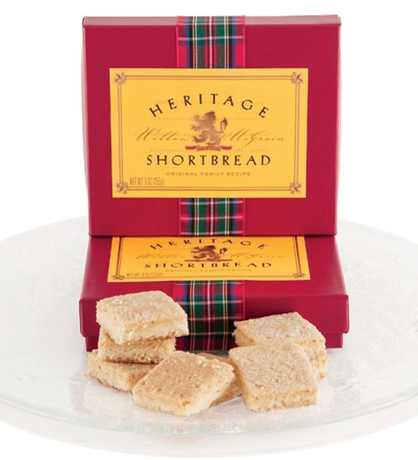 Heritage Original Shortbread Cookies, South Carolina 9 ounce box