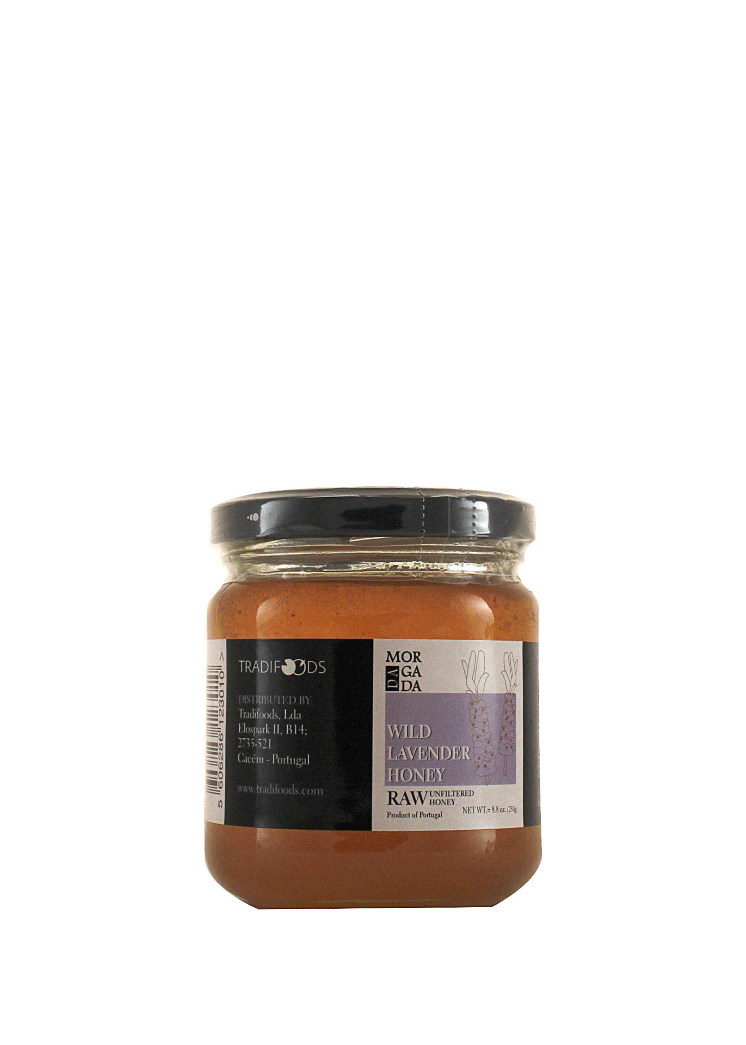 Morgada Wild Lavender Raw Honey, Portugal
