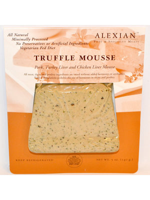 Alexian Pate--Truffle Mousse, Neptune, New Jersey