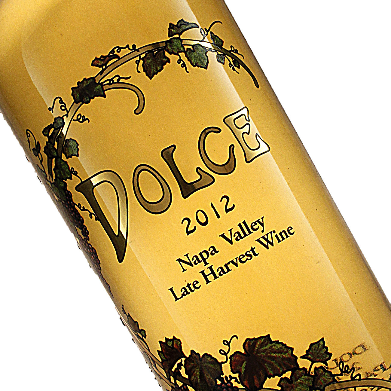 Dolce 2012 Late Harvest Wine, Napa Valley - half bottle