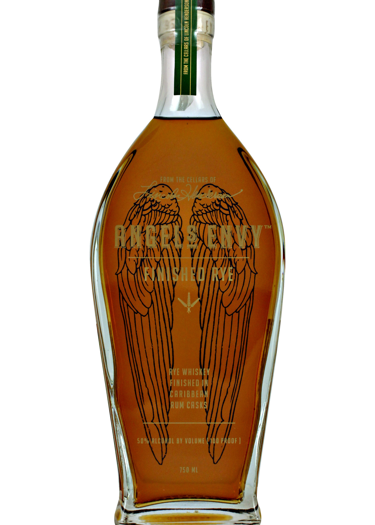 Angels Envy Cask Finished Rye Whiskey