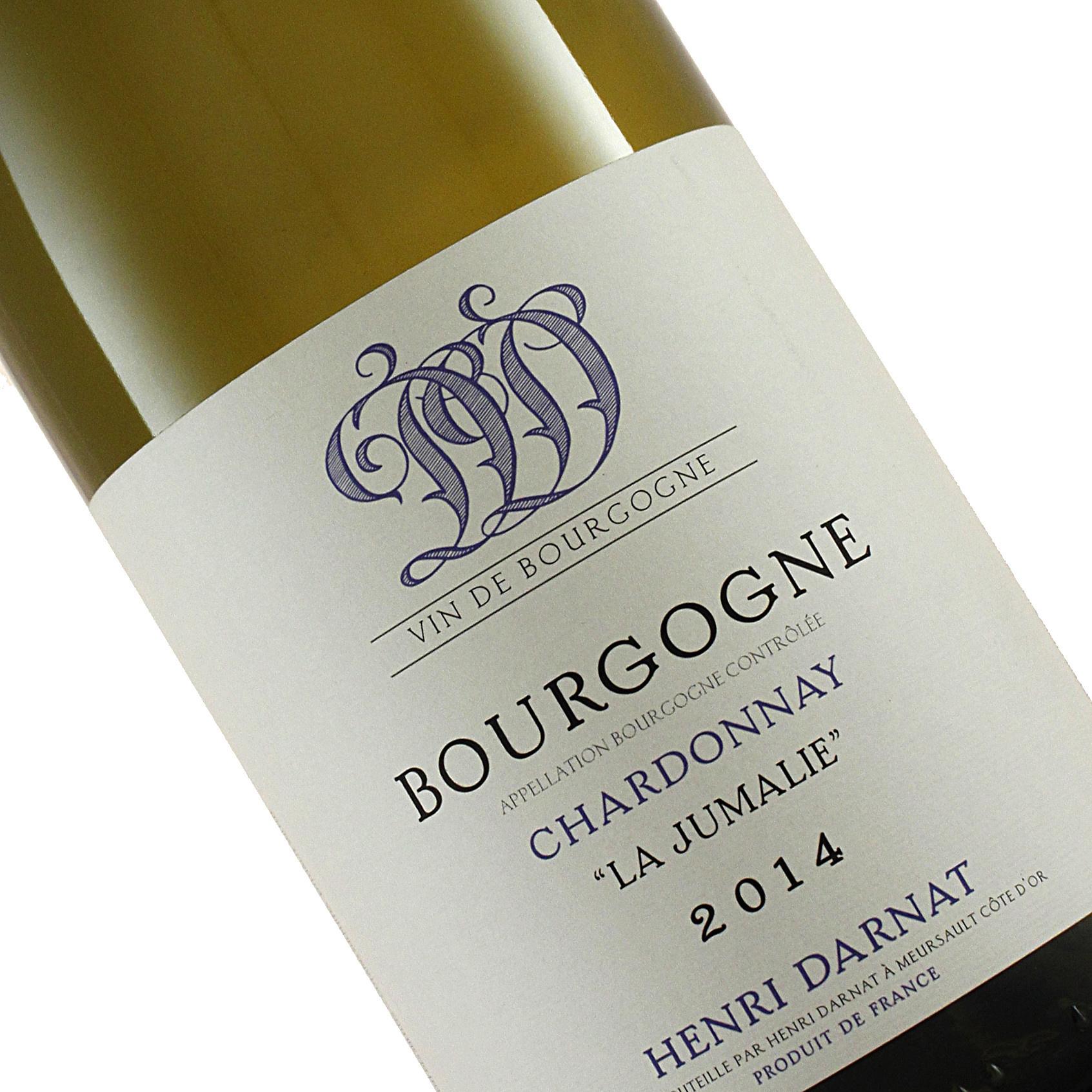 """Henri Darnat 2014 Bourgogne """"La Jumalie"""" Chardonnay, Burgundy"""