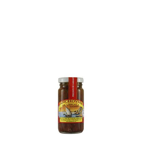 De L'Escala Anchovies in Olive Oil, Catalonia