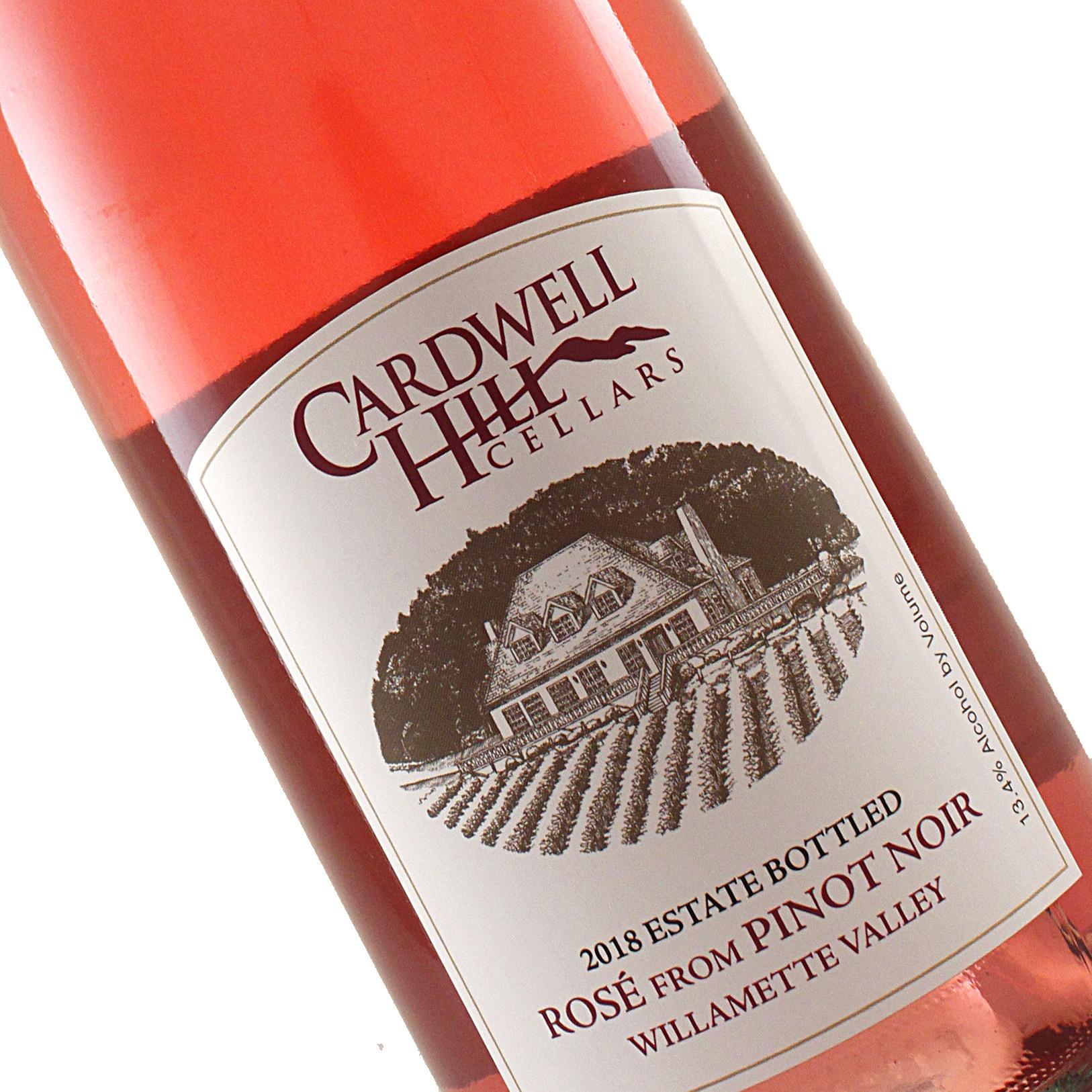 Cardwell Hill 2018 Pinot Noir Rose, Oregon