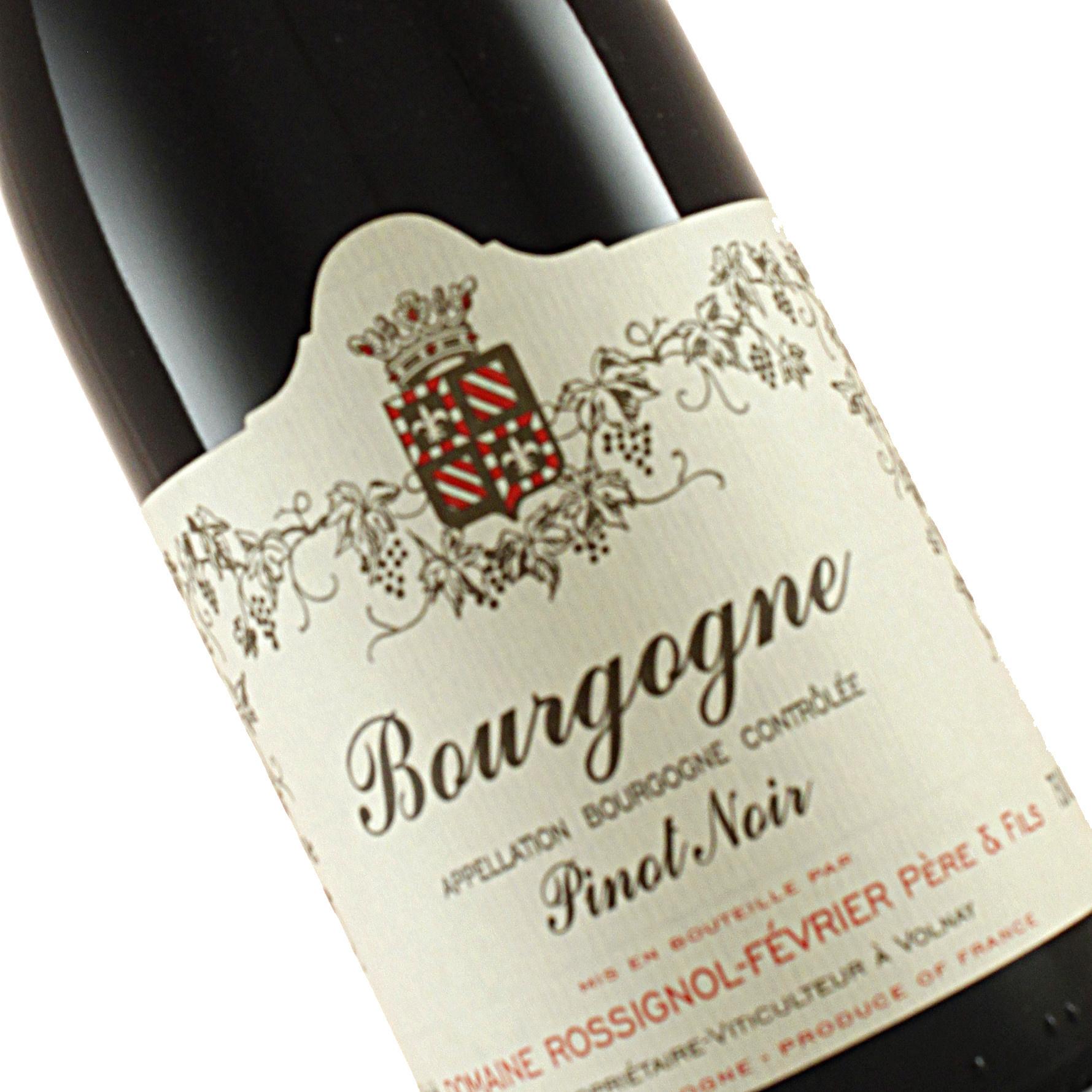 Rossignol-Fevrier 2015 Bourgogne Pinot Noir, Burgundy