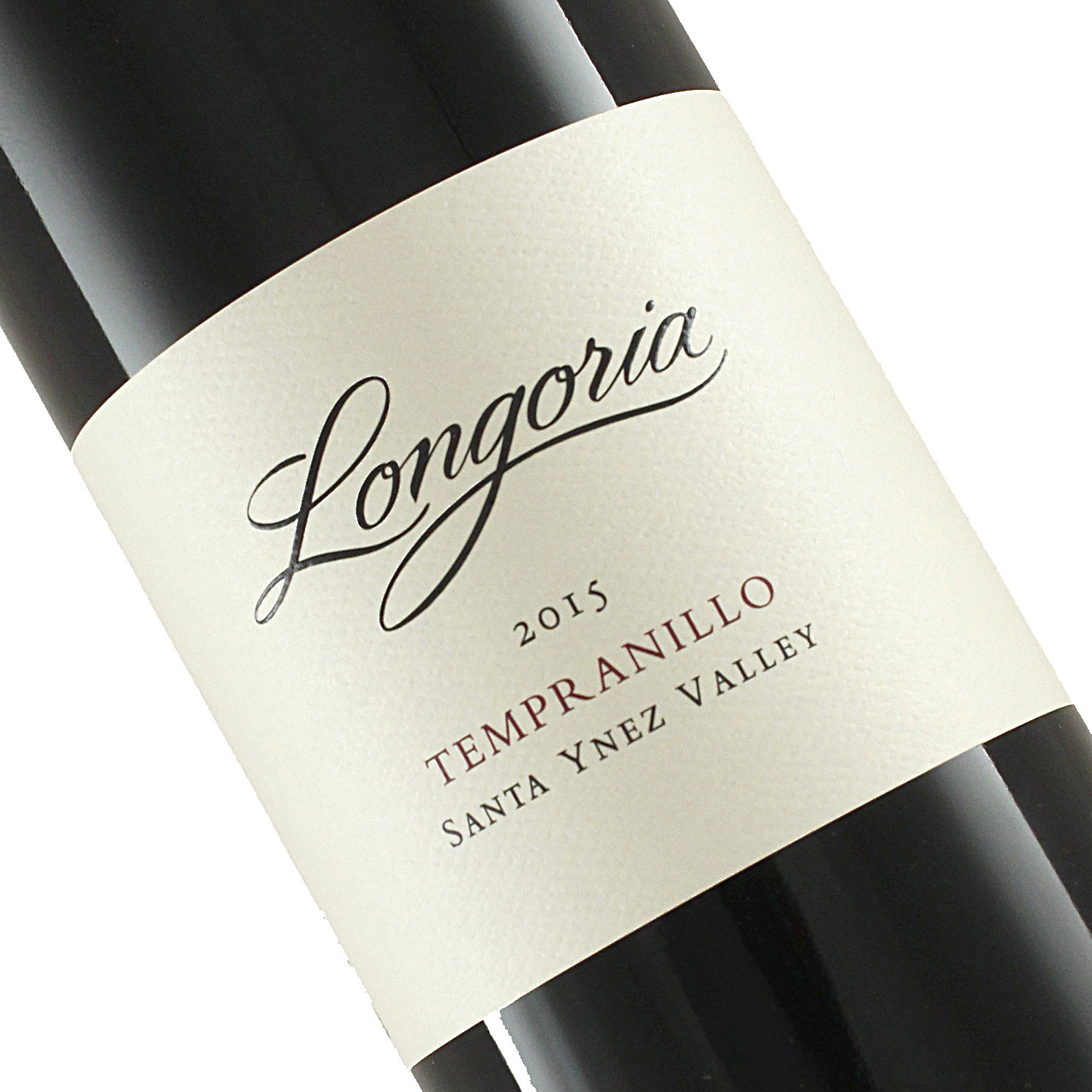 Longoria 2015 Tempranillo Santa Ynez Valley