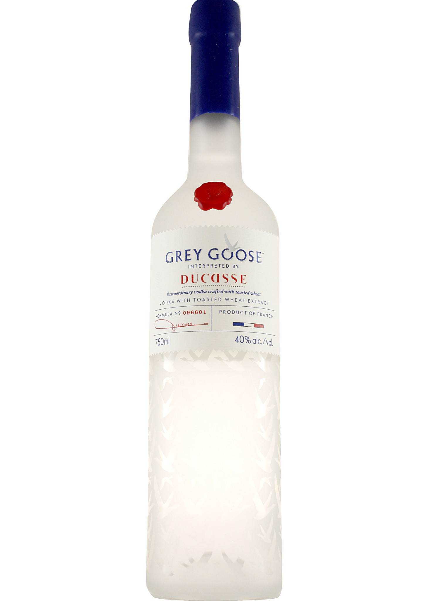 """Grey Goose """"Ducasse"""" Vodka, France"""